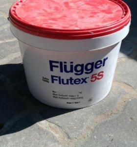 Краска Flugger flutex 5s 10литров