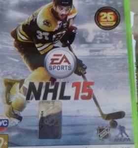 Игра NHL 15