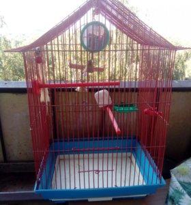 Клетка для птицы