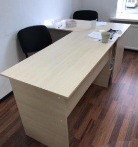 Столы и стулья для офиса
