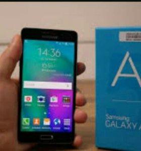Телефон Samsung Galaxy А5 2015 года