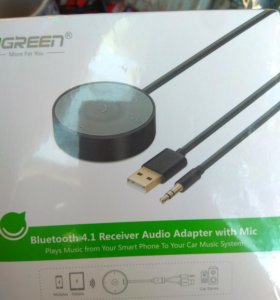 Bluetooth Audio Receiver и Hands-Free Ugreen