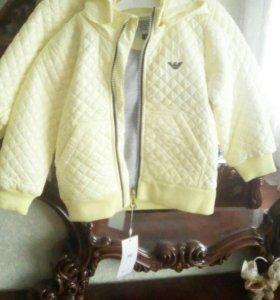 Армани куртка