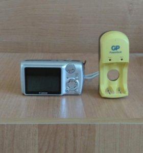 Цифровой фотоаппарат и зарядное для акамуряторов!