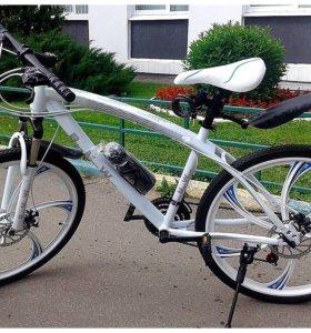 Велосипед Большой На дисках BMW