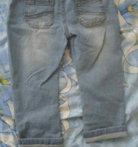Детские джинсы,Mothercare