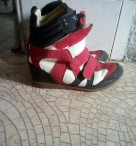 Весення обувь, сникерсы