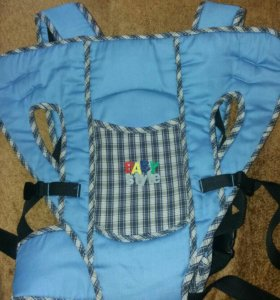 Рюкзак-кенгуру Baby style