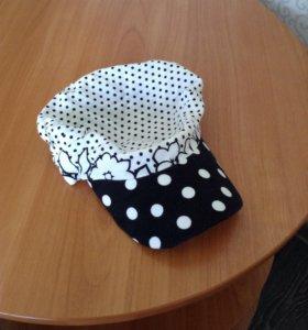 Женская кепка-бандана