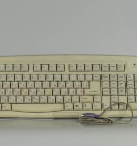 Клавиатуры PS/2 beige