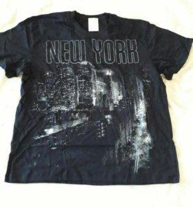 футболки новые
