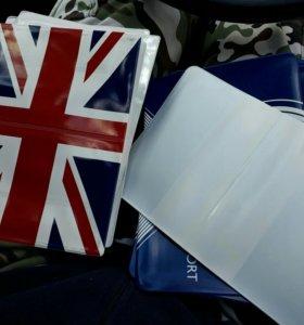 Обложки под паспорт