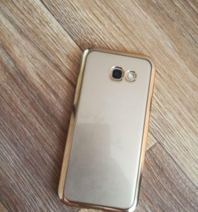 Чехол на Samsung A5 2017 года