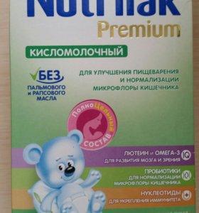 Смесь Nutrilak кисломолочный 5 коробок