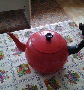 Чайник тефлоновый на 2 литра
