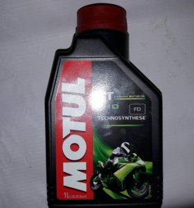 Масло моторное 'MOTUL' 2T Technosynthese
