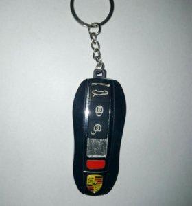 USB зажигалка (брелок)