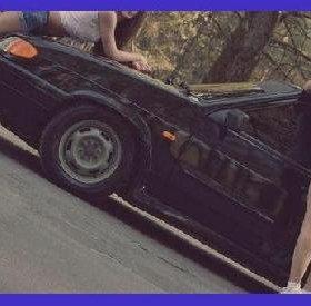 Каркасные шторки на передние двери автомобиля.