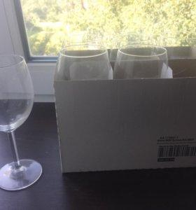 Рюмки и бокалы