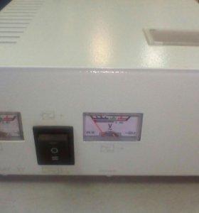 Стабилизатор напряжения тока