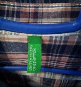 Рубашка брендовая