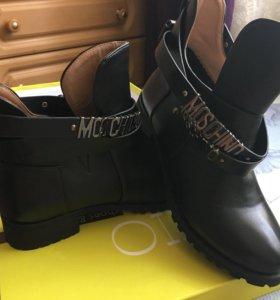 Ботинки Новые!!!