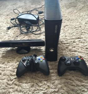 Xbox 360 500gb прошитый