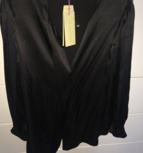 Рубашка шёлк Stella McCartney новая