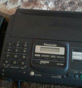 Телефон факс панасоник рабочий