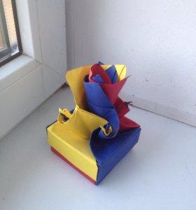 Коробочка для маленького подарка