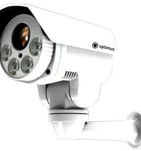 Поворотная AHD-видеокамера