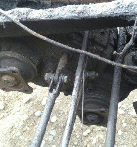 Раздатка ГАЗ 66