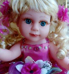 Коллекционная кукла-фея Анабель