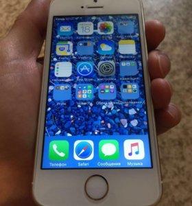 iPhone SE Gold