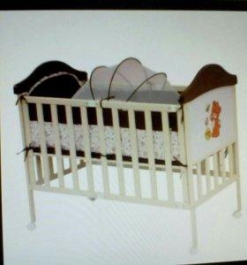 Кровать BebyHit Sleepy