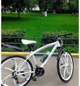Велосипед Новый Диски Бмв
