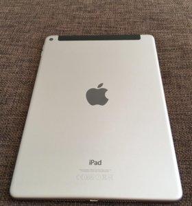 iPad Air 2 Silver WiFi+Cellular в идеале