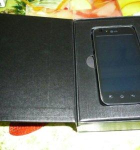 LG Optimus Black P970 б/у