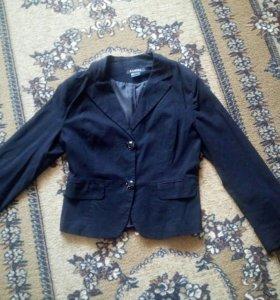 Пиджак женский, школьный