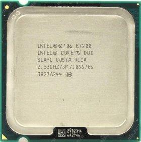 Intel Core2Duo, soket 775, 2 ядра