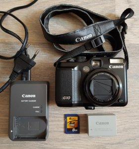 Canon PowerShot G10 бу