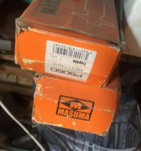Амортизаторы задние на Corolla, кузов сотый