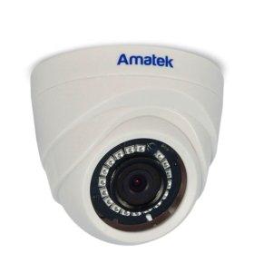Купольная IP видеокамера 1,3Мп