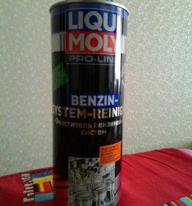 Liqui Moly очиститель бензиновых систем