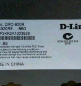 Медиаконвертер D-Link DMC-920R