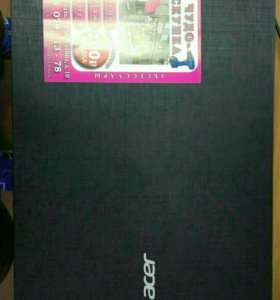 Acer E5 Core i3, 2000GHz/15,6/1366x768/4Gb/500Gb
