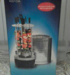 Электрошашлычница Lentel