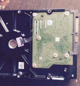 Seagate 500GB жесткий диск на компьютер