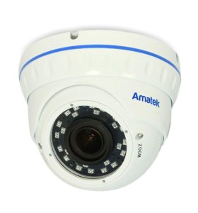 Купольная IP видеокамера 4Мп