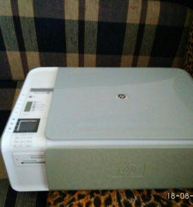 Принтер мфу HP Photosmart C4343